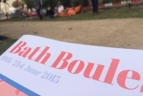 Bath Boules feature