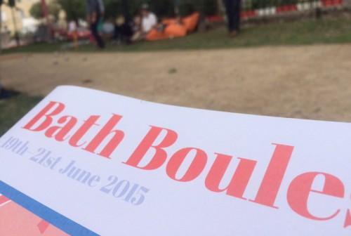 Bath Boules feature