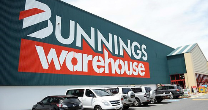 Bunnings warehouse