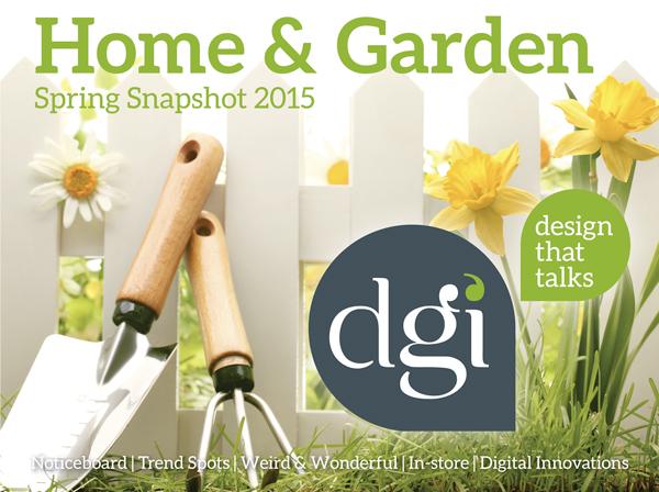 Home & Garden Spring Snapshot 2015