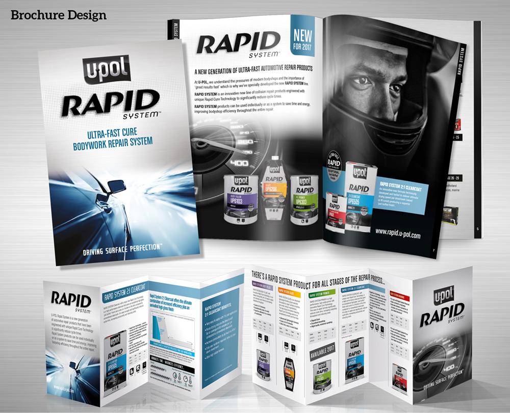 u-pol rapid system