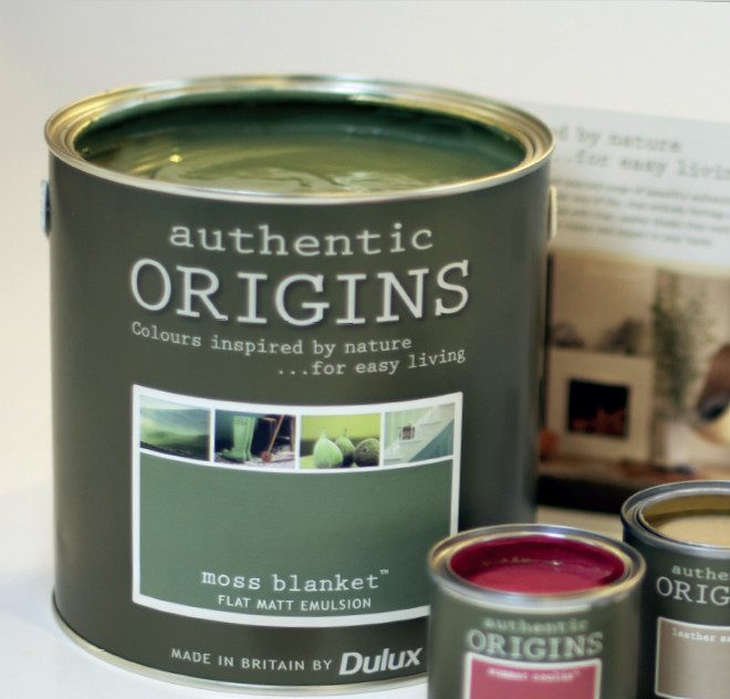 Dulux Authentic Origins
