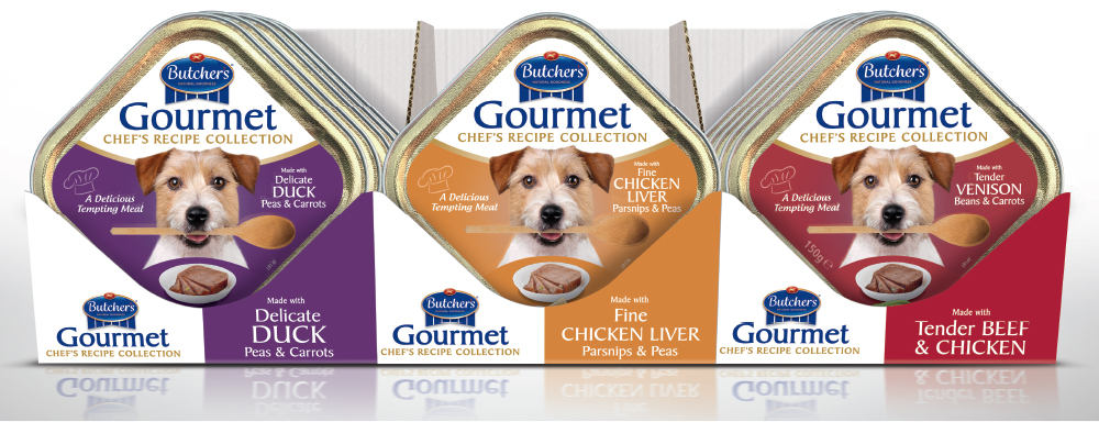 Butchers gourmet packaging