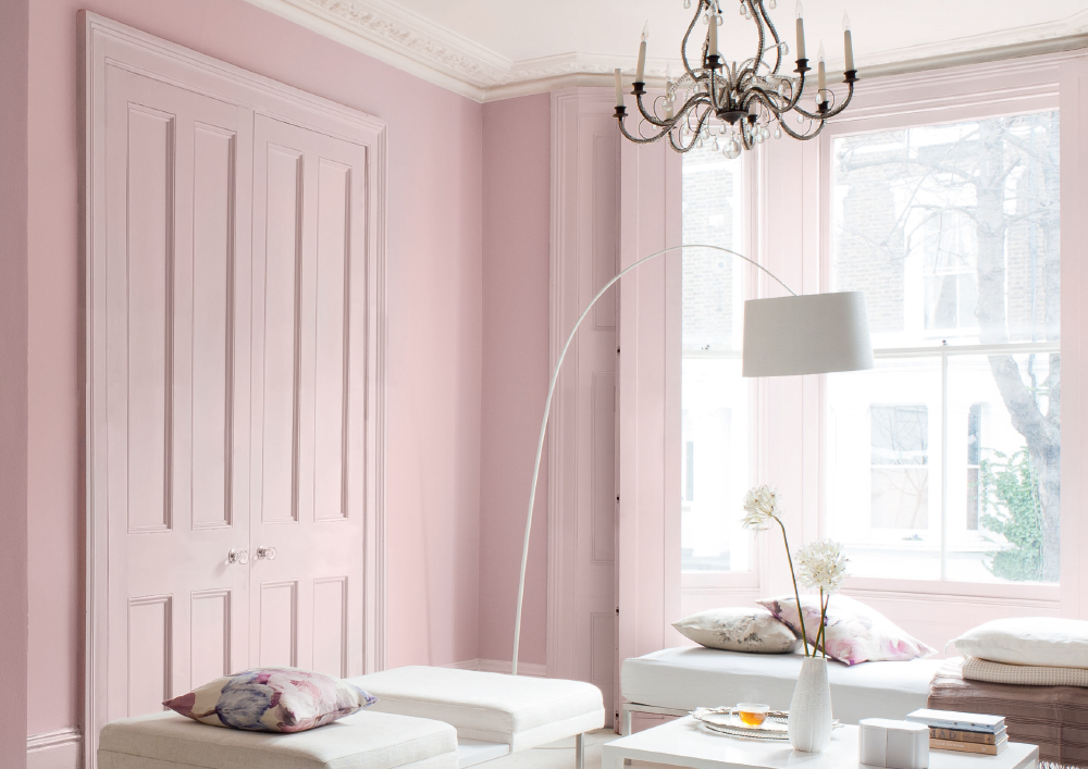 Dulux Timeless Classics room