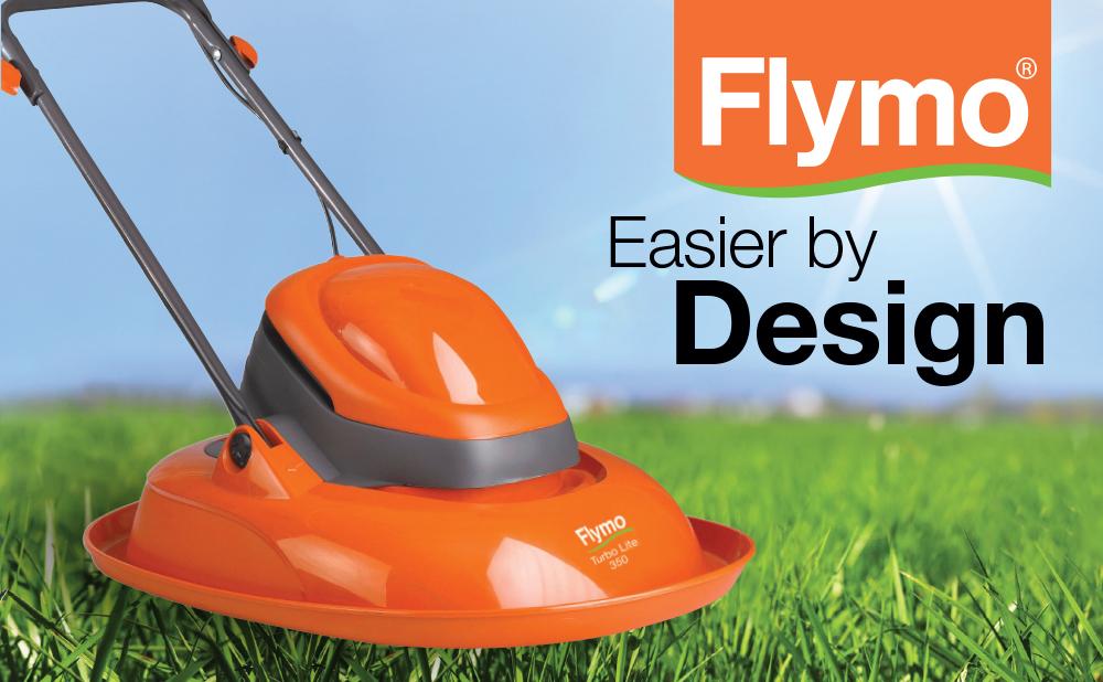 Flymo - Easier by design