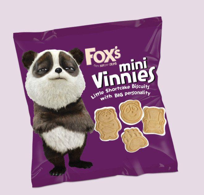 Fox's Mini Vinnies