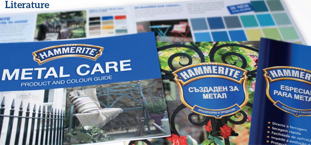 Hammerite brochures