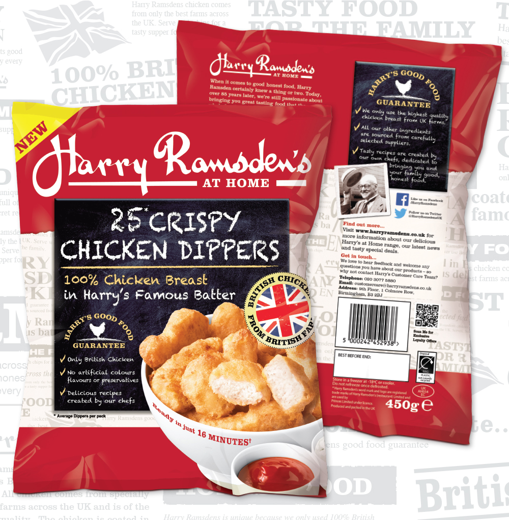 Ramsdens At Home product