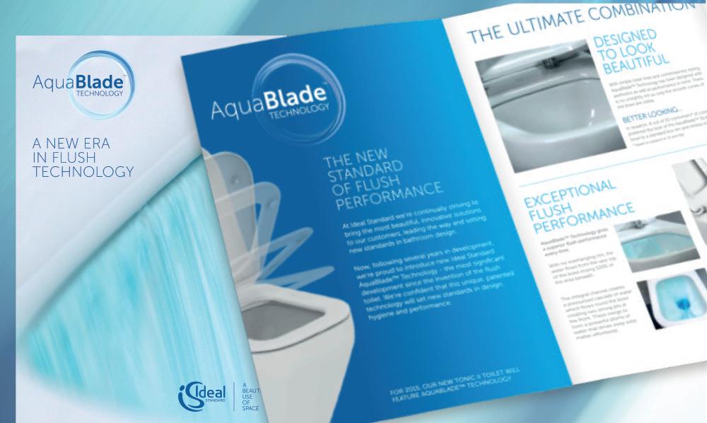 AquaBlade brochure