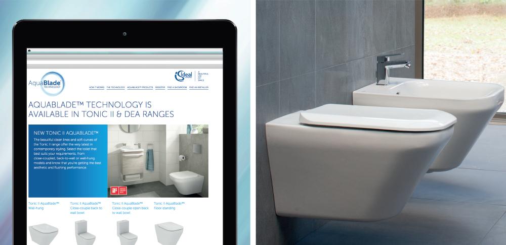 AquaBlade iPad