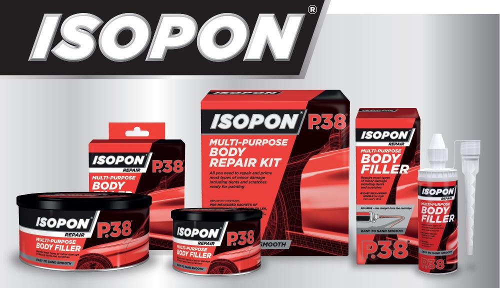 Isopon P38
