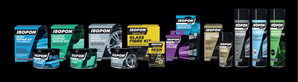 Isopon Auto Repair - Design Group International