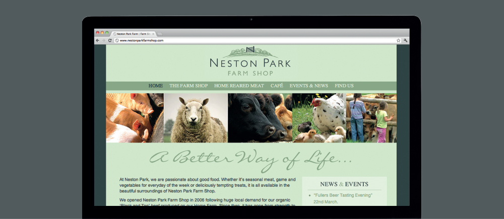 Neston Park Farm Shop Digital