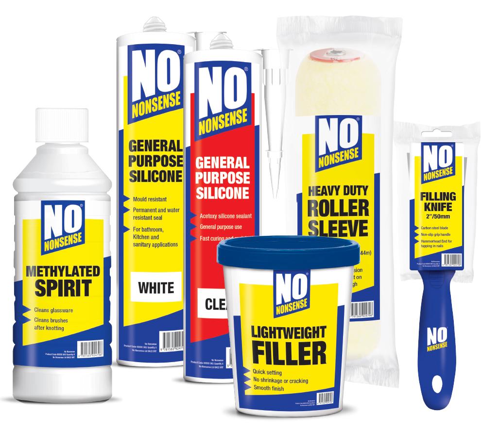 Screwfix No Nonsense more products