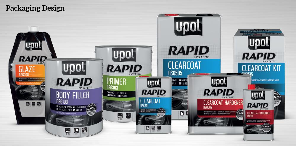 U-POL Rapid Products